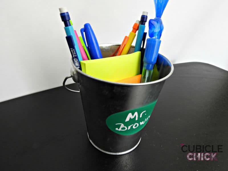 DIY Back to School Gift