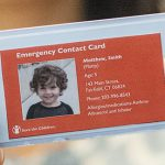 Working Parents: Stay Connected During a Disaster with an Emergency Contact Card