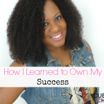 How I Learned to Own My Success (Sponsored) #StrayerSuccess