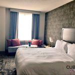 Grand New Review: My Thoughts on the Renovated Marriott St Louis Grand Hotel #HelloMarriottSTL
