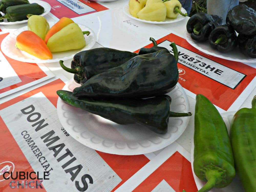 Peppers in the Woodlands