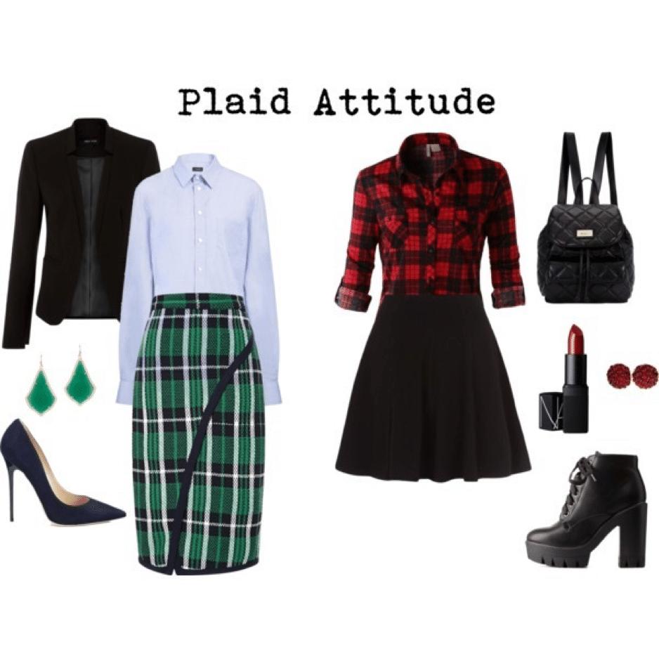 Plaid Attitude