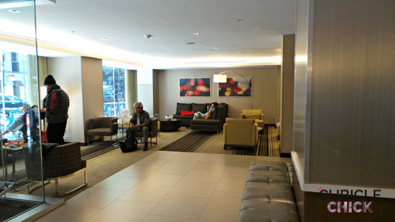 Residence Inn Midtown New York Lobby