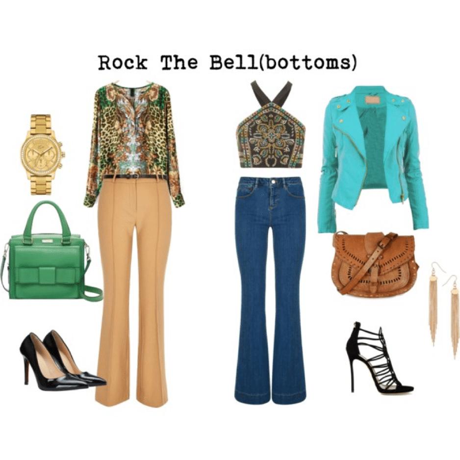 Rock the Bell Bottoms
