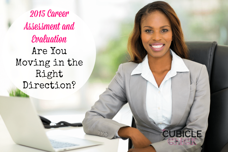 2015 Career Assessment and Evaluation