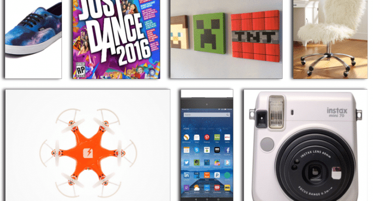 2015 Goliday Gift Guide for Tween Girls