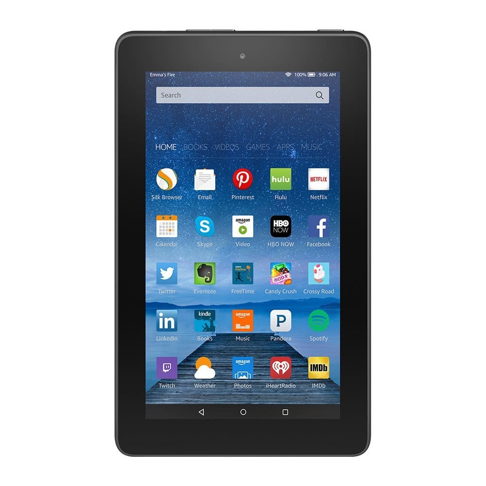 Amazon Fire Tablet 49.99