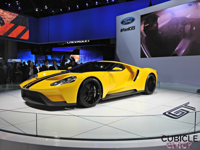 CES Auto Innovation: Ford, Audi, GM + Video #CES2016