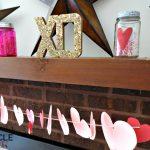 Valentine Garland DIY