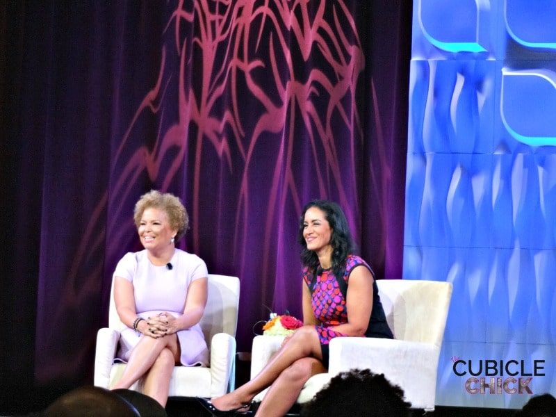 Debra Lee, BET, Black Enterprise Women of Power Summit