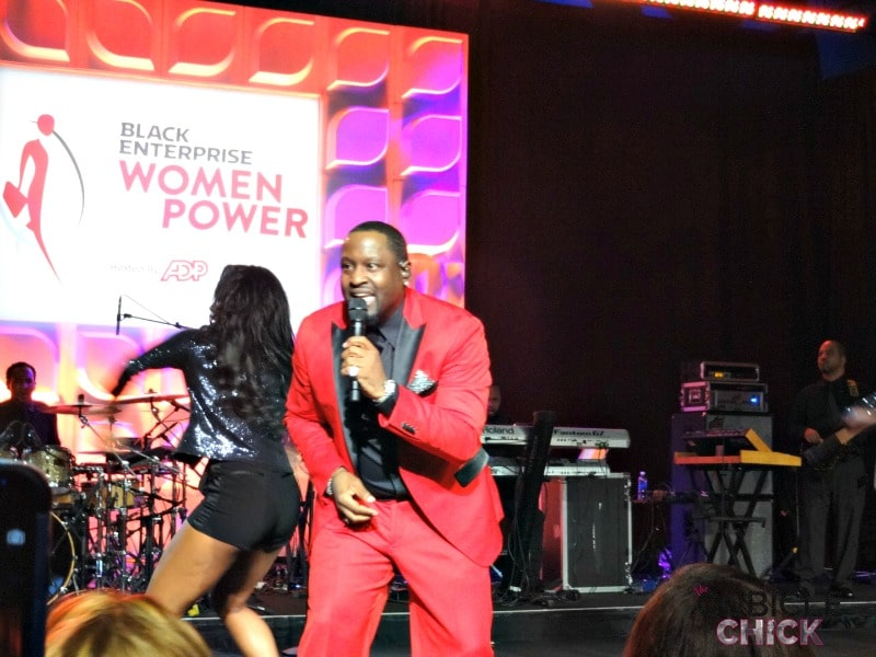 Johnny Gill Women of Power Summit