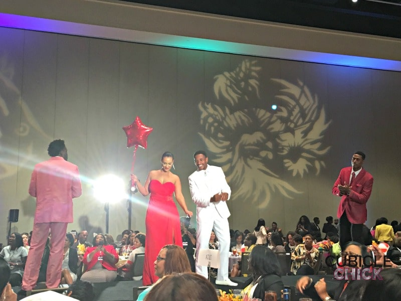 Women of Power Fashion Show