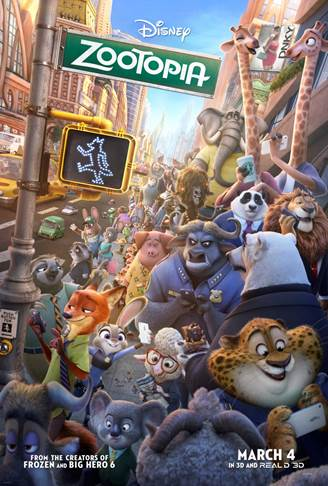 Zootopia and Career Lessons I Learned From the Film #Zootopia