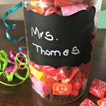 Teacher Appreciation Day DIY: Sweet Surprise with Balloons