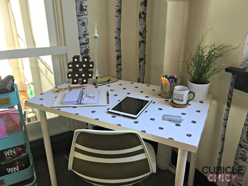 6 Ways to Personalize Your Workspace