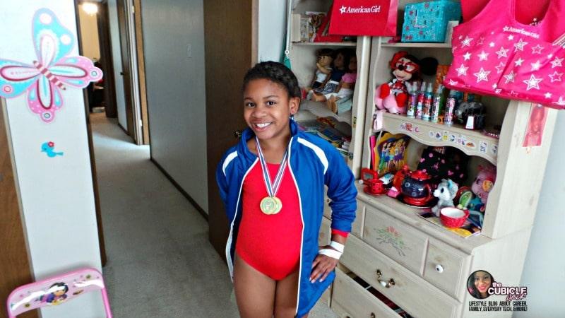My Olympic Motherhood Moment