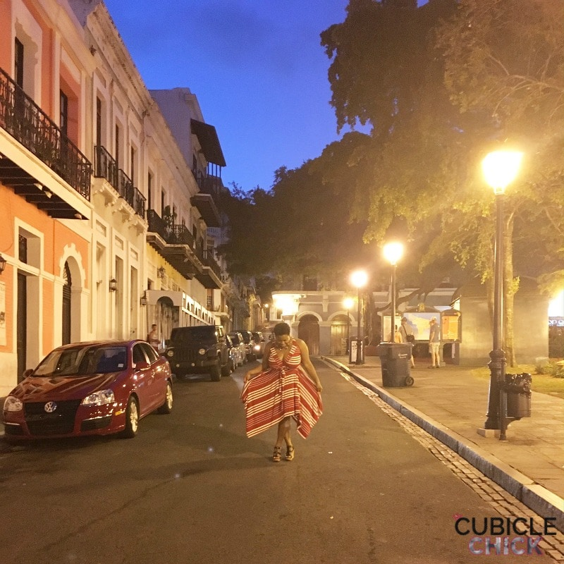 Old San Juan Photo Shoot