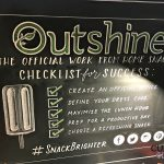 Outshine: Work from Home Checklist for Success #SnackBrighter