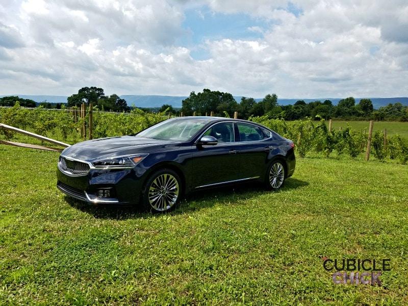 2017 Kia Cadenza SX Limited