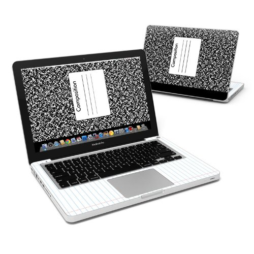 Composition Notebook Design Protector Decal