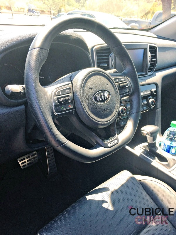 -Kia Sportage Review