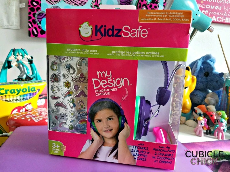 KidzSafe My Design Headphones