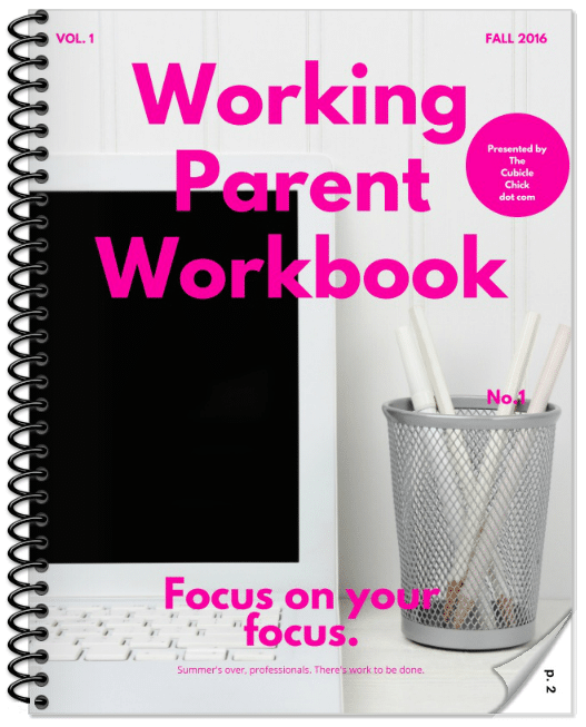 Working Parent Workbook