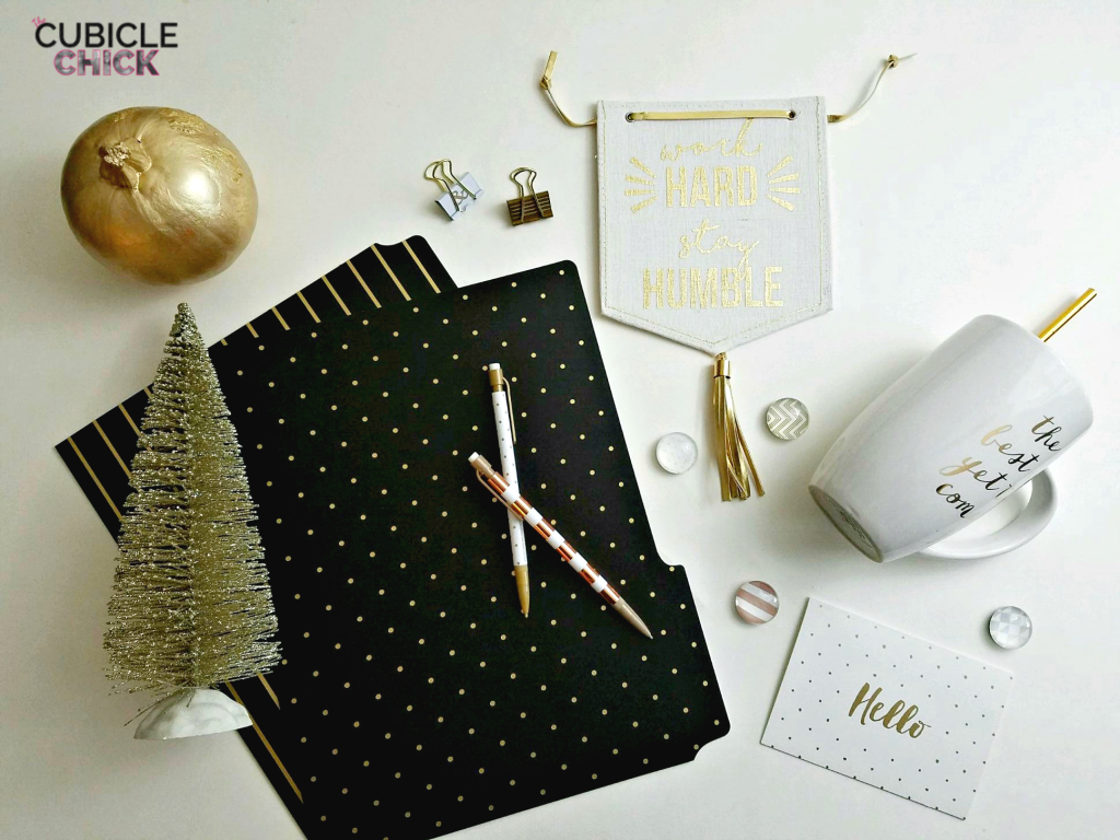 November Desk Set Inspiration