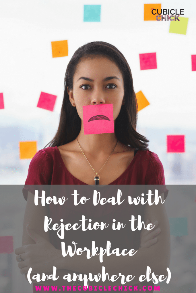 How to Deal with Rejection in the Workplace