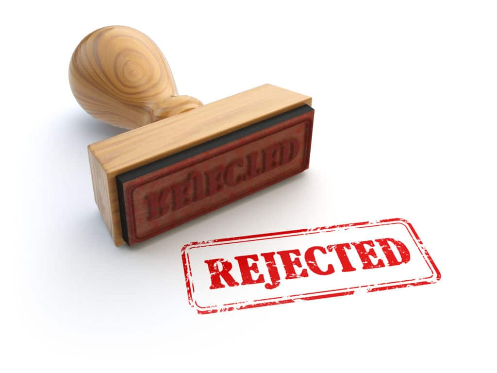 How to Deal with Rejection in the Workplace (and anywhere else)