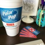 Win a $100 Circle K Gift Card & Stay Cool at Work #polarpopcup4life AD