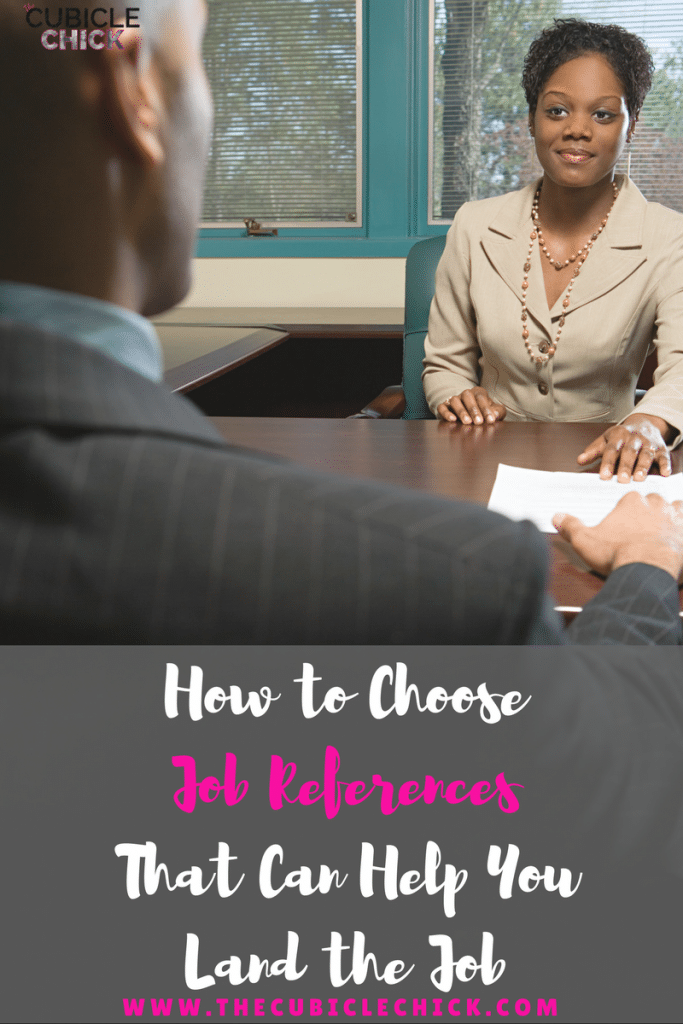 How to Choose Job References That Can Help You Land the Job