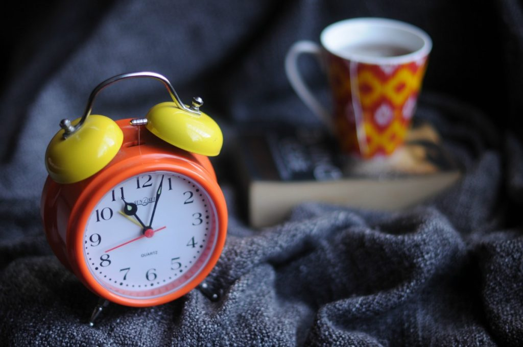 It is almost daylight saving time. Learn how to get adjusted to the change in the clock so you won't be struggling with the time change.