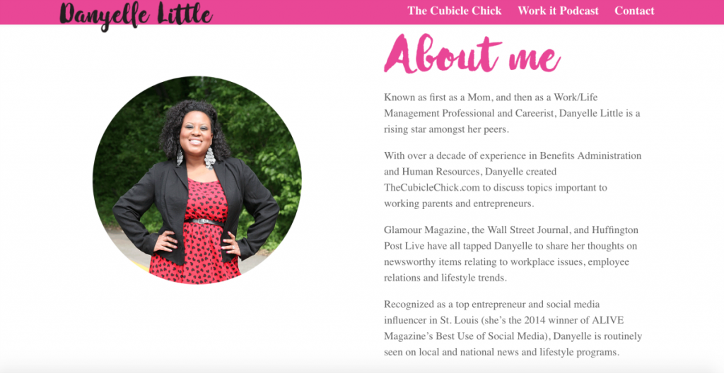 Now that my Domain.Me online hub has been up and running for a few months, I am sharing why YOU need one to help you bring it all together.
