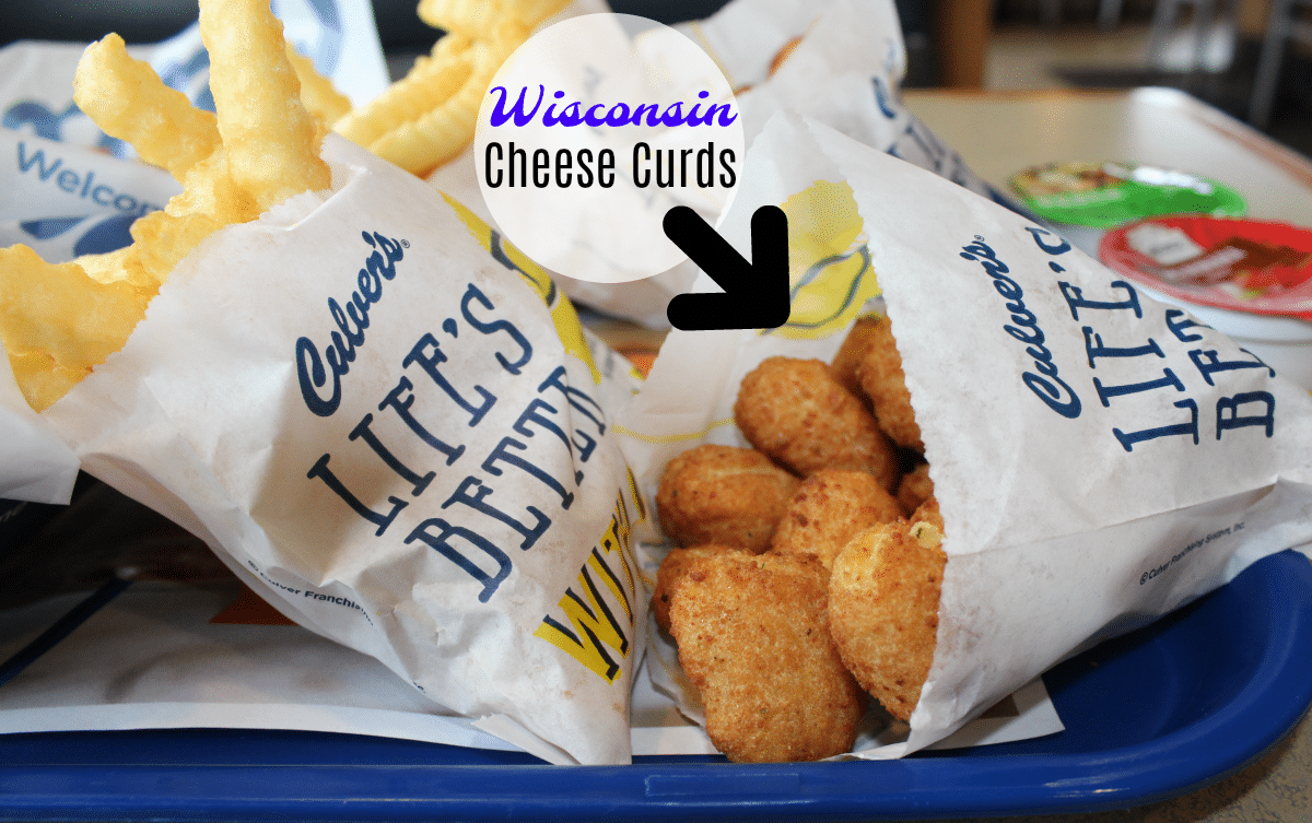 Lunch Breaking at Culver's to Celebrate National Cheese Curd Day