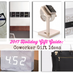 2017 Holiday Gift Guide: Coworker Gift Ideas