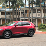 Navigating the Magical Streets of Walt Disney World in the 2018 Mazda CX-5 Grand Touring
