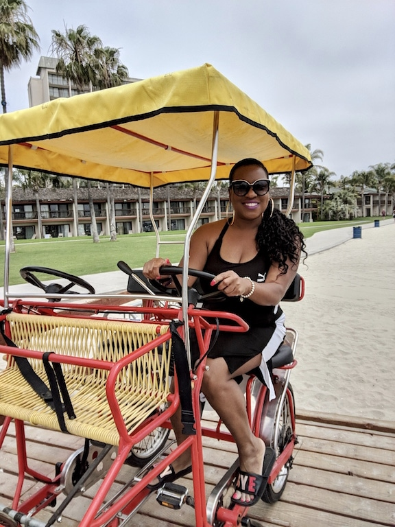 Working mamas, a vacation is in order. For your next trek, I suggest a Self-Care Girls Trip. Read why and see what I did on my latest vacay to San Diego.