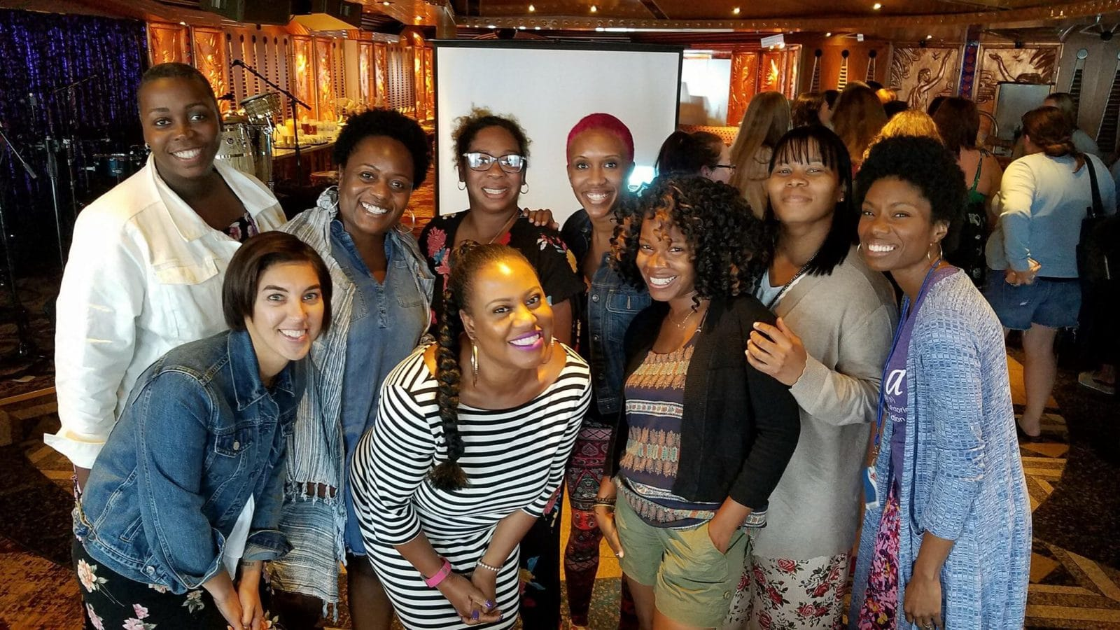 Here is my honest and no-holds-barred post about my experience at the first Permission to Hustle Cruise. It has inspired me to once again focus on my WHY.