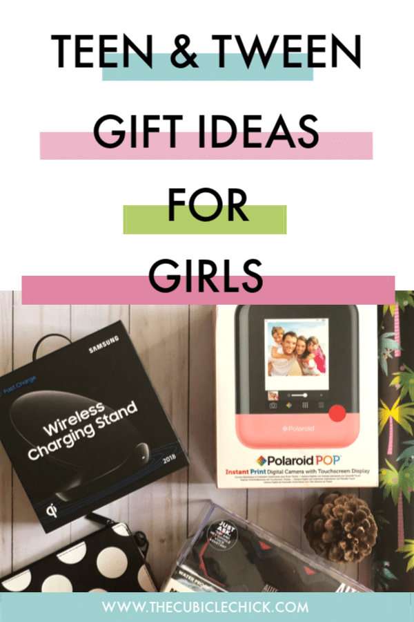 Are you looking for teen and tween gift ideas for girls? Check out my comprehensive list of awesomeness