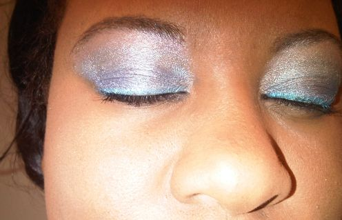 Friday's Eye Color Pigment Challenge
