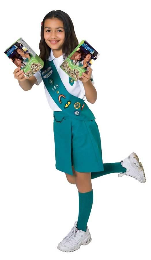 Do the Girl Scouts Still Go Door-to-Door Anymore?