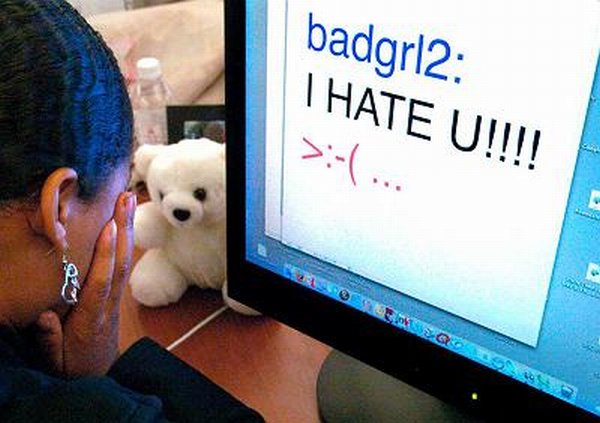 Online Bullying Is Real- Know the Signs. Take Action!