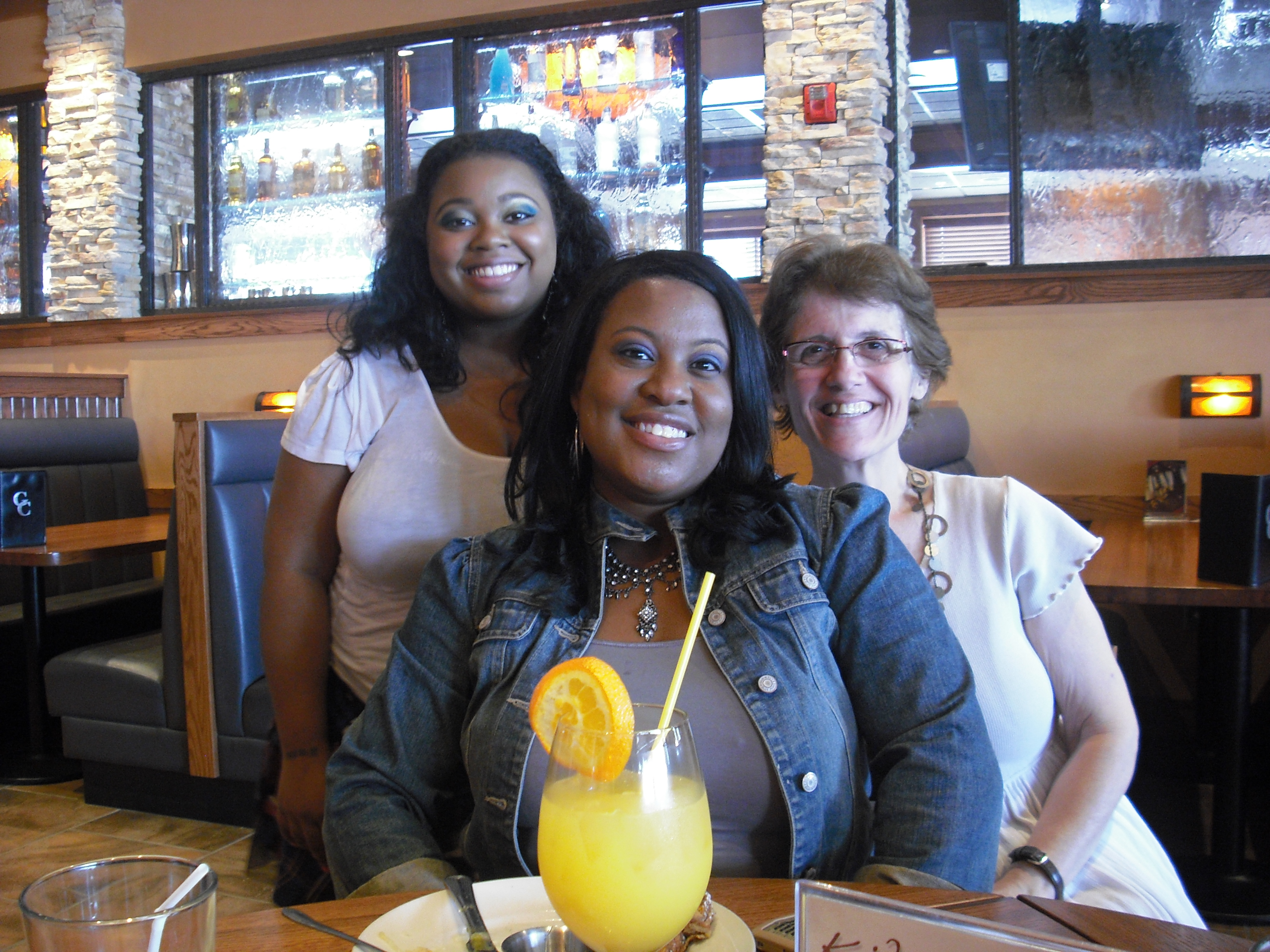 The Cubicle Chick Brunch Tweet-Up Gathering (PICS)