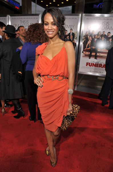 Red Carpet Pics- Hollywood Premiere of 'Death At A Funeral'