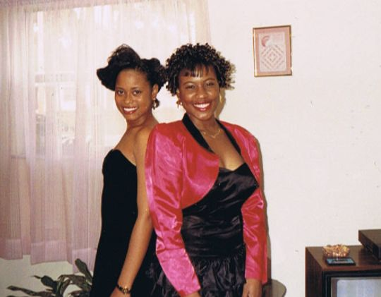 (PICS) My Prom Daze-A Look Back At My Junior & Senior Proms