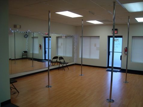 My First Pole Dancing Fitness Class