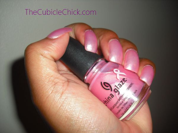 Nail Lacquer Review- China Glaze 'Exceptionally Gifted'