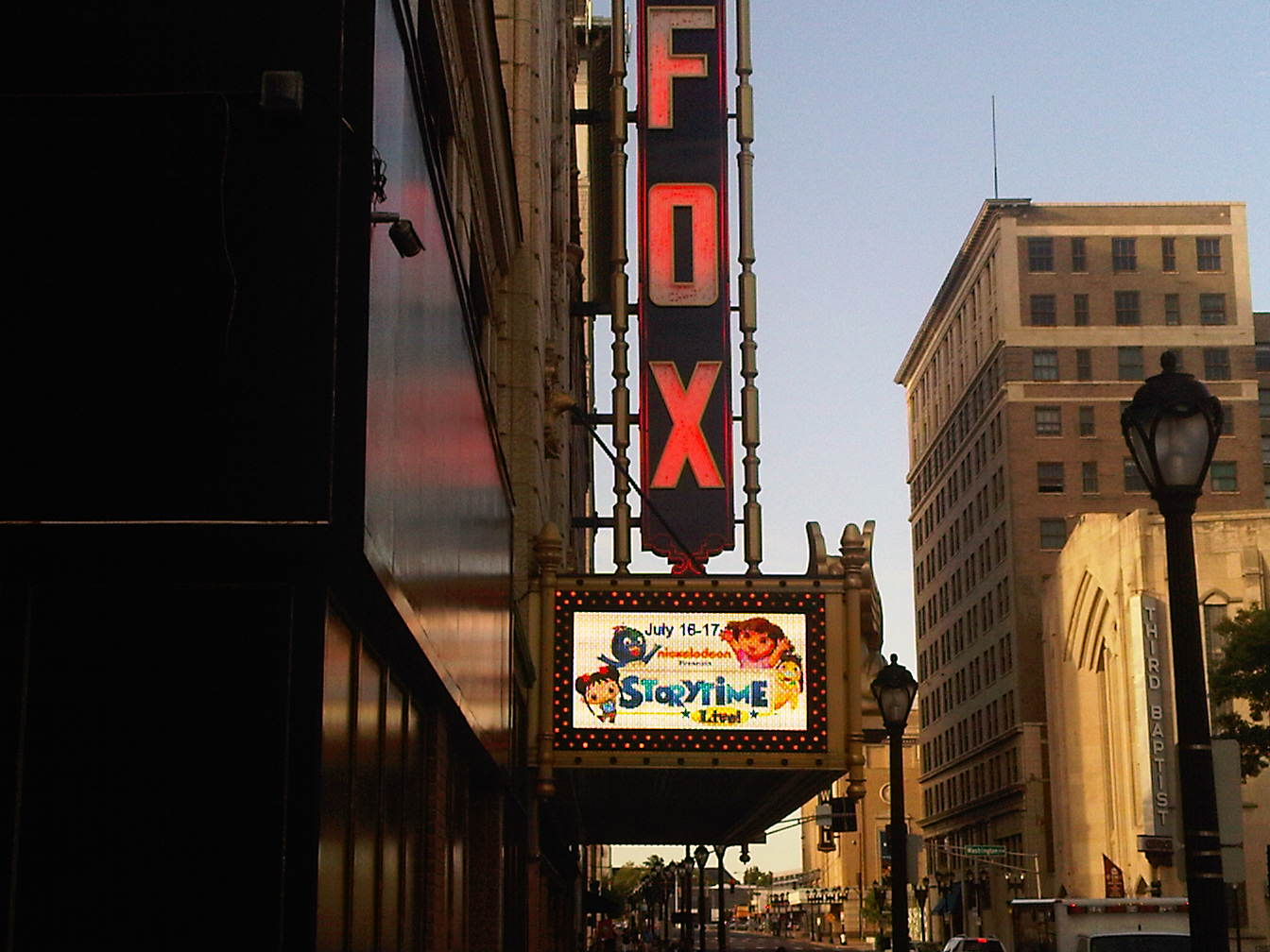 Nickelodeon's Storytime Live Hits The Stage At The Fox Theater