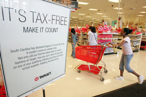 Missouri Sales Tax Free Weekend For Back To School